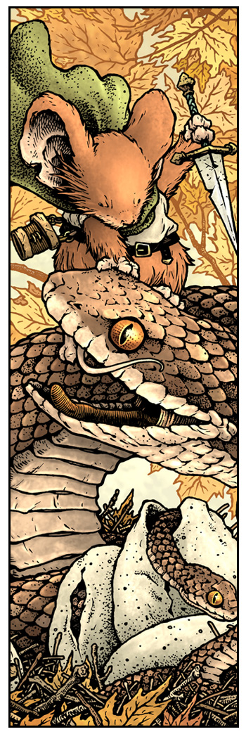 Pdf comic mouse guard